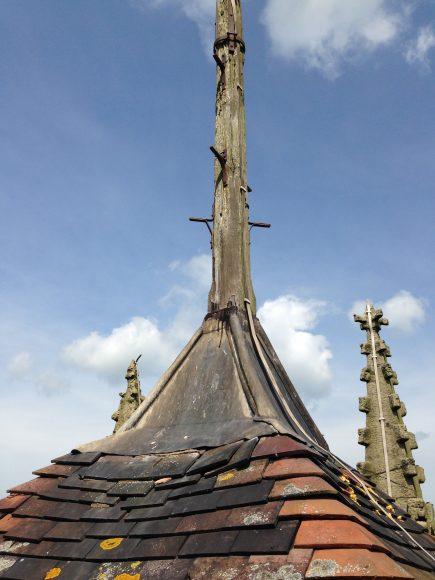 St Mary The Virgin Shawbury Receives 163 82 400 Anne Netherwood